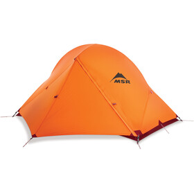 MSR Access 2 tent, orange